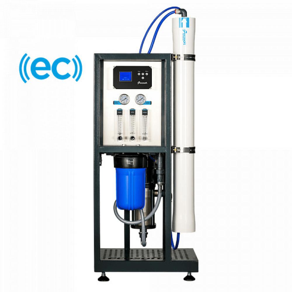Коммерческая система обратного осмоса Ecosoft MO 10000 ECONNECT