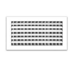 Приточные вентиляционные решетки MADEL серии CTM