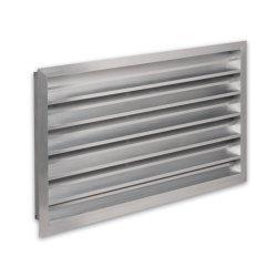 Наружные вентиляционные решетки MADEL серия DXL