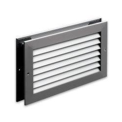 Переточные вентиляционные решетки MADEL серии TRH
