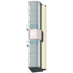 Электрическая тепловая завеса Olefini KEH-38 V