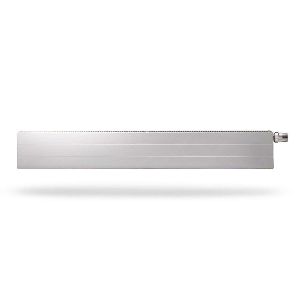 Радіатор сталевий Purmo Ramo Ventil Compact D44 (H-200 mm) 200x1200