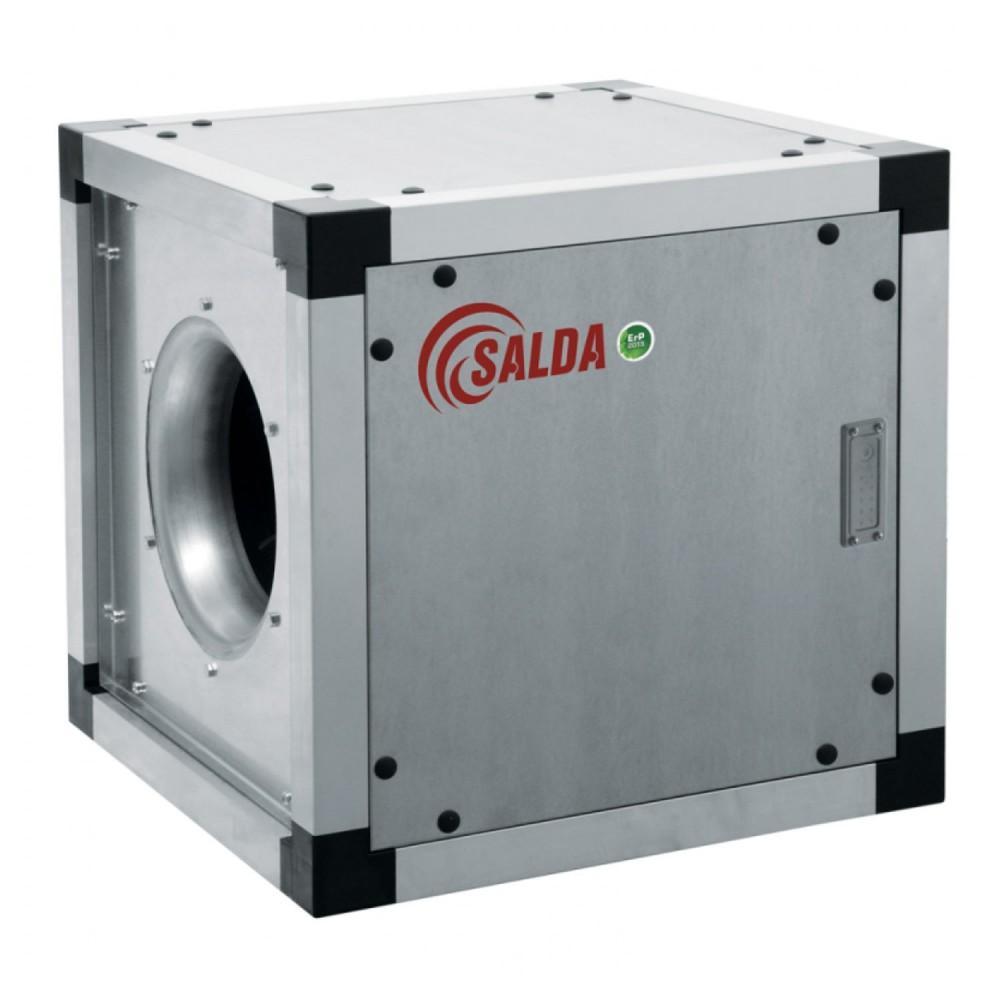 Канальный вентилятор с ЕС-мотором Salda KUB 80-500 EKO