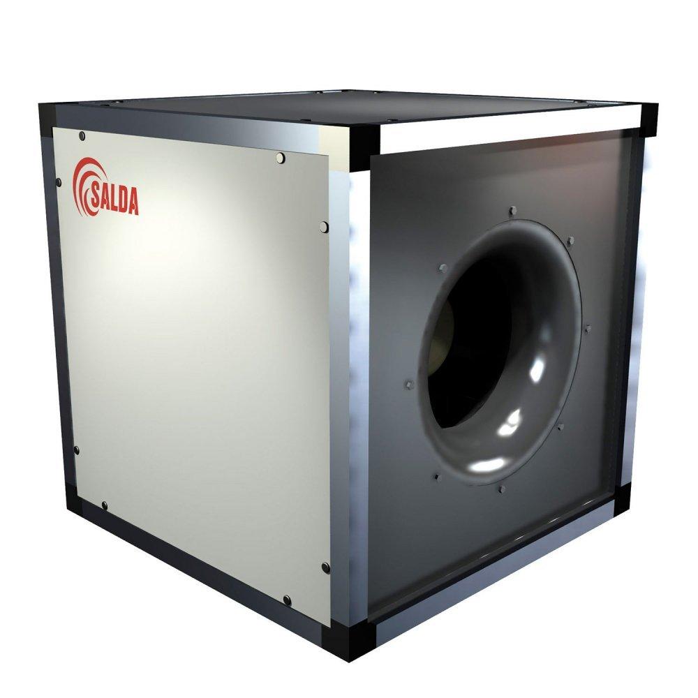 Кухонный вентилятор Salda KUB T120 560-4 L3