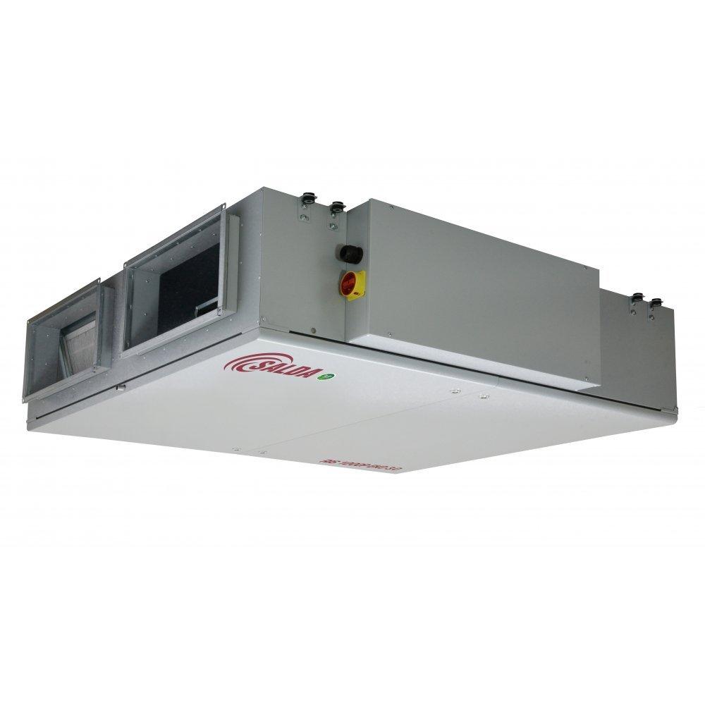 Припливно-витяжна установка Salda RIS 1000 PE