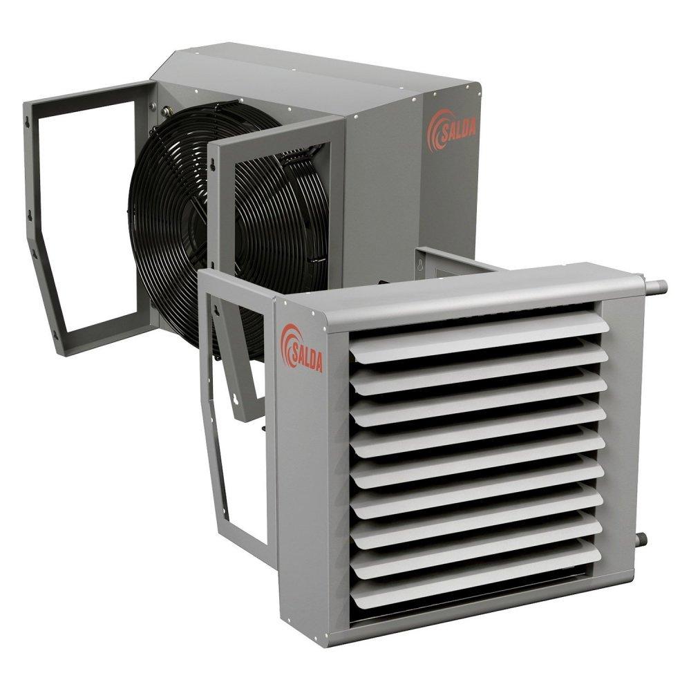 Водяний тепловентилятор Salda SAV 4000