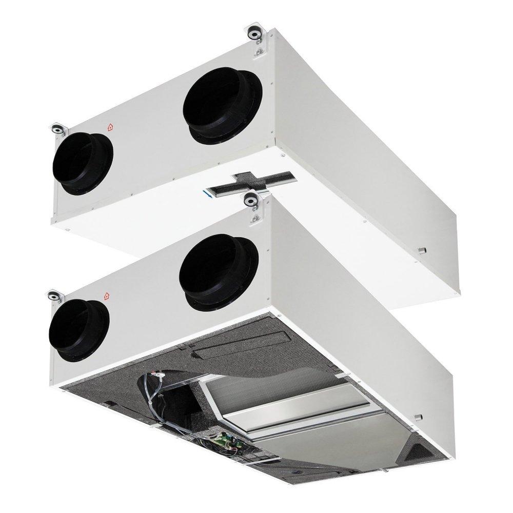 Припливно-витяжна установка Salda Smarty 3X P 1.1