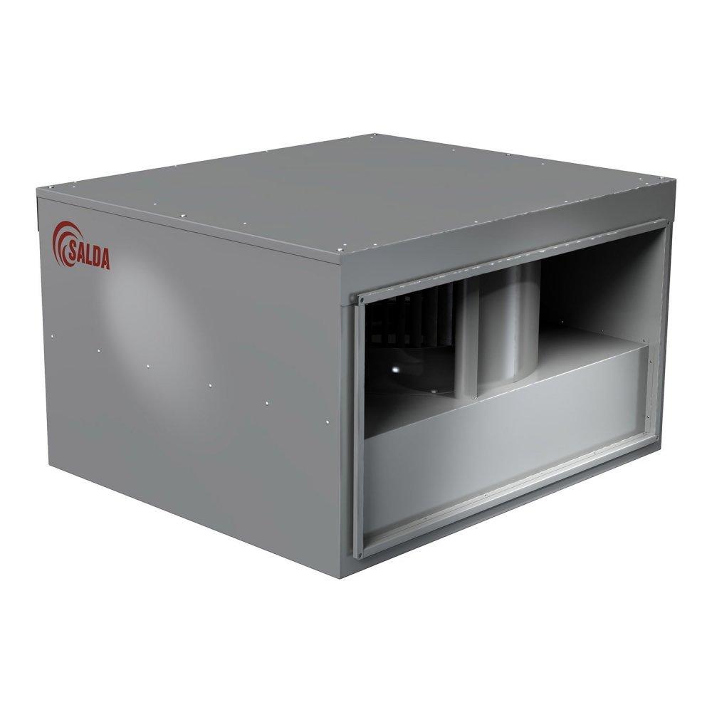 Прямоугольный канальный вентилятор VKSA 600x300-4 L1 (в изолированном корпусе)