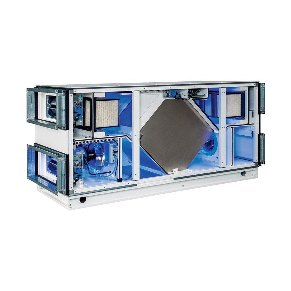 Припливно-витяжна установка Trox X-CUBE compact