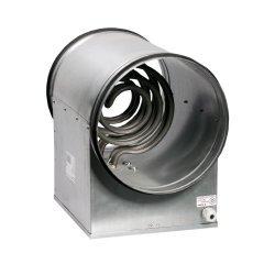 Электрический канальный воздухонагреватель Eco-Servis серии SR-S
