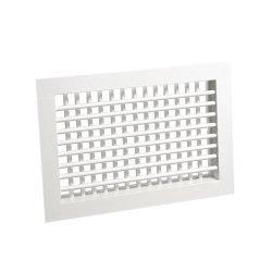 Двухрядные вентиляционные решетки Eco-Servis серии VICE L