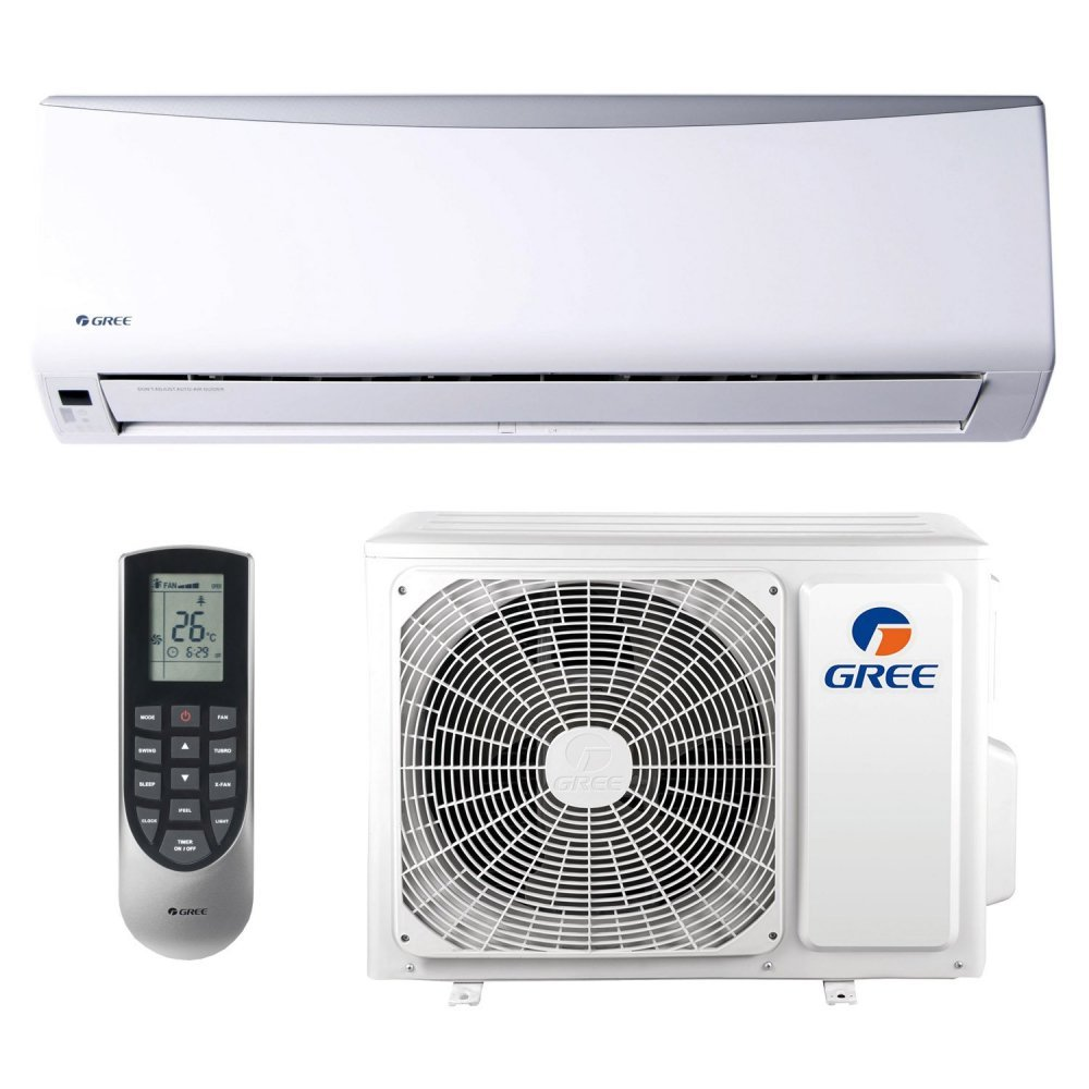 Кондиционер Gree PRAKTIK PRO DC inverter (Cold Plazma) GWH12QC-K3DNA2G