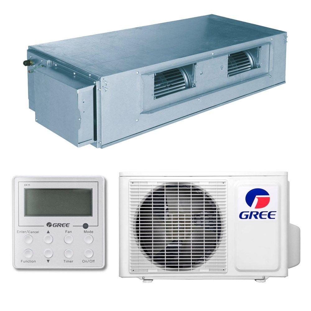 Канальный кондиционер Gree GFH18K3FI/GUHD18NK3FO U-Match Inverter