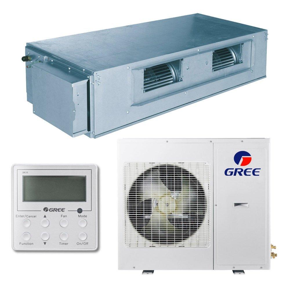Канальний кондиціонер Gree GFH42K3FI/GUHD42NM3FO U-Match Inverter