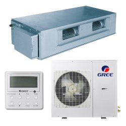 Канальный кондиционер Gree GFH42K3FI/GUHD42NM3FO U-Match Inverter