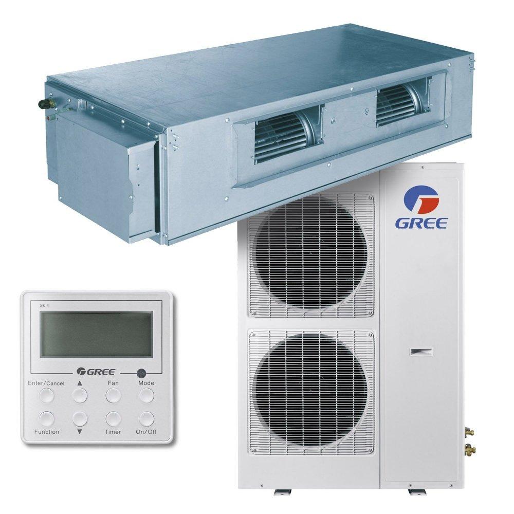 Канальный кондиционер Gree GFH48K3FI/GUHD48NM3FO U-Match Inverter
