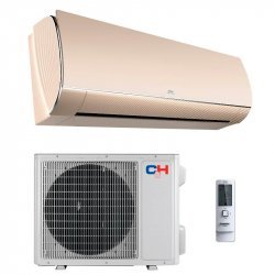 Кондиционер Cooper&Hunter DAYTONA INVERTER Gold (WI-FI) CH-S18FTXD-GP