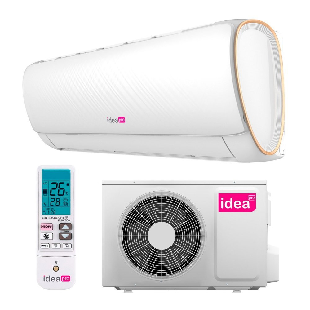 Кондиционер IDEA PRO Brilliant IPA-09HRN1 ION