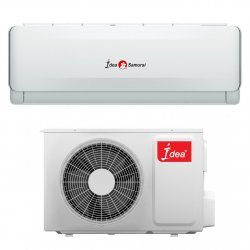 Кондиционер IDEA Samurai DC Inverter ISR-09HR-SA7-DN1 ION