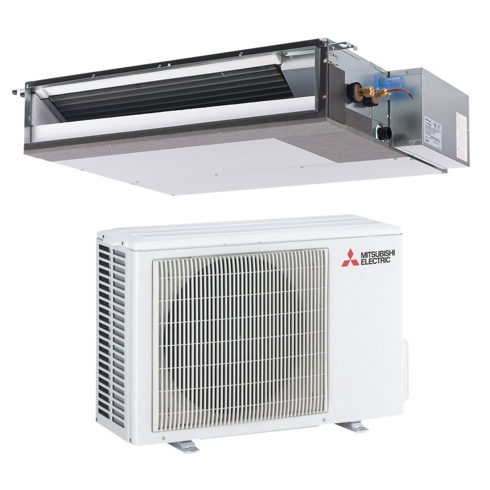 Канальный кондиционер Mitsubishi Electric SEZ-KD25VAQ/SUZ-KA25VA