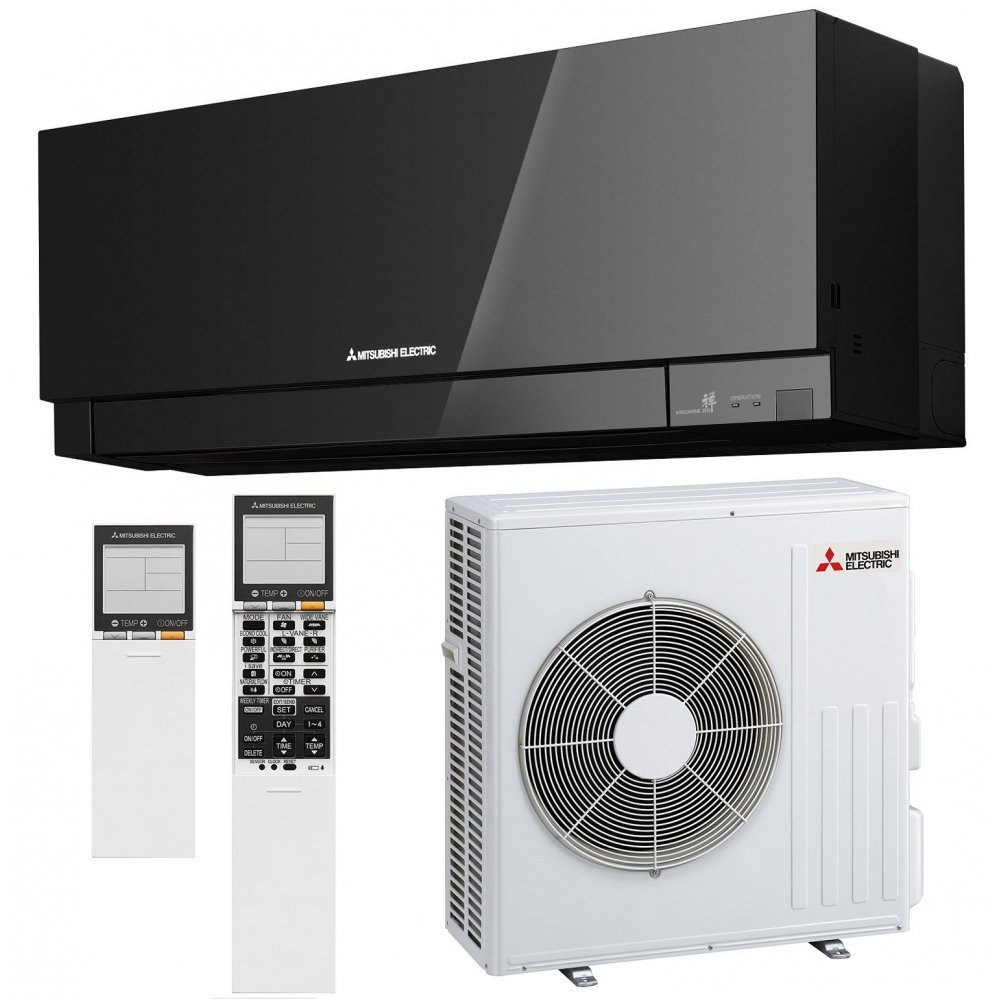 Кондиционер Mitsubishi Electric DESIGN INVERTER (Black) MSZ-EF50VE3B/MUZ-EF50VE