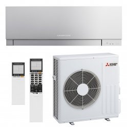Кондиционер Mitsubishi Electric DESIGN INVERTER (Silver) MSZ-EF50VE3S/MUZ-EF50VE