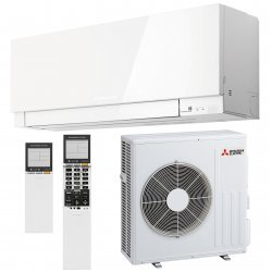 Кондиционер Mitsubishi Electric DESIGN INVERTER (White) MSZ-EF50VE3W/MUZ-EF50VE
