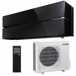 Кондиционер Mitsubishi Electric PREMIUM INVERTER ZUBADAN (Black Onyx) MSZ-LN50VGB-E1/MUZ-LN50VGHZ-ER1