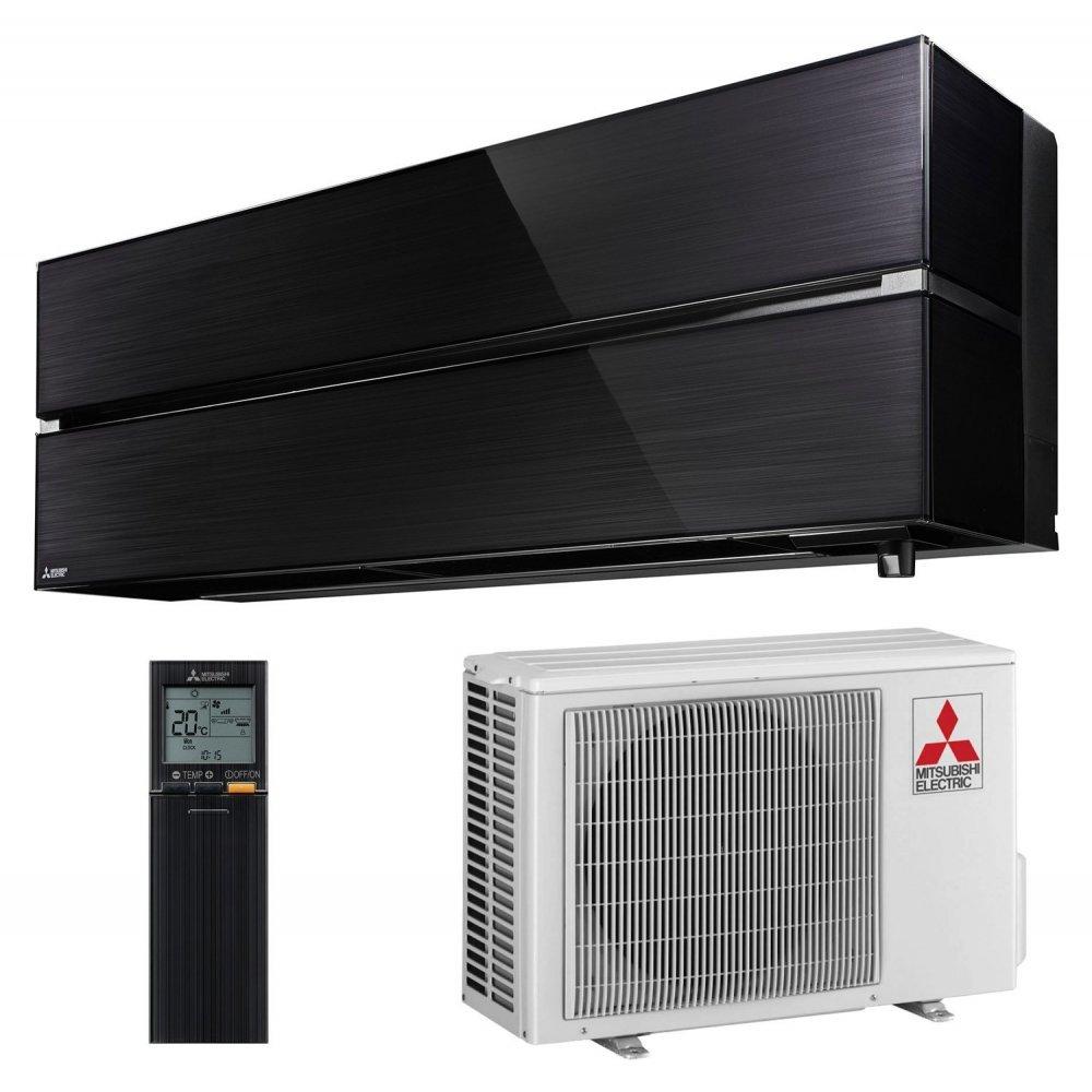 Кондиционер Mitsubishi Electric PREMIUM INVERTER ZUBADAN (Black Onyx) MSZ-LN35VGB-E1/MUZ-LN35VGHZ-ER1