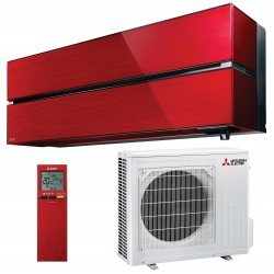 Кондиционер Mitsubishi Electric PREMIUM INVERTER (Ruby Red) MSZ-LN35VGR-E1/MUZ-LN35VG-E1