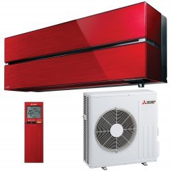 Кондиционер Mitsubishi Electric PREMIUM INVERTER (Ruby Red) MSZ-LN50VGR-E1/MUZ-LN50VG-E1