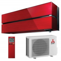 Кондиционер Mitsubishi Electric PREMIUM INVERTER (Ruby Red) MSZ-LN25VGR-E1/MUZ-LN25VG-E1