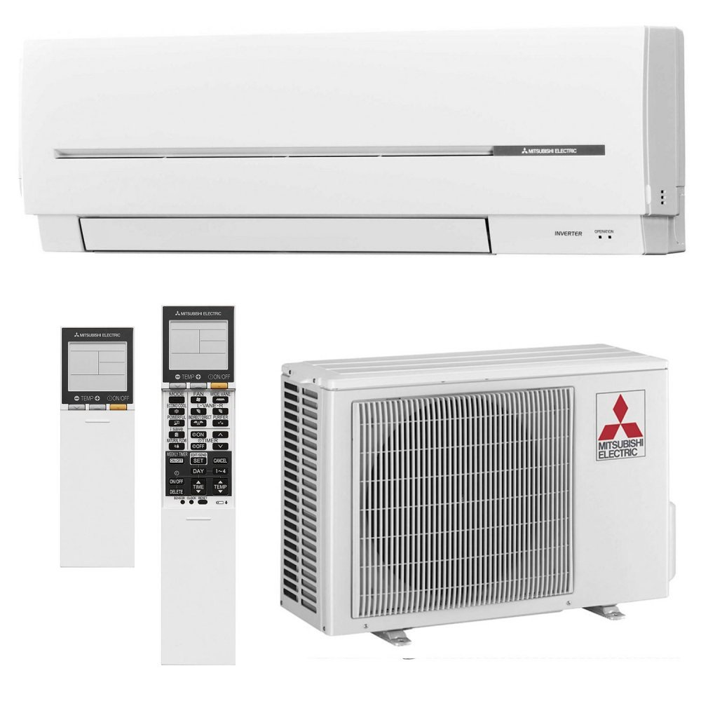 Кондиционер Mitsubishi Electric STANDARD INVERTER MSZ-SF42VE/MUZ-SF42VE