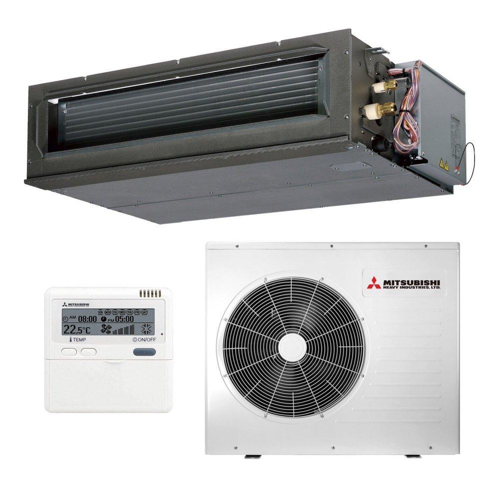 Канальный кондиционер Mitsubishi Heavy FDU140VF/FDC140VS Micro Inverter (Высоконапорный)