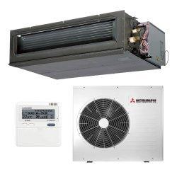 Канальный кондиционер Mitsubishi Heavy FDU100VF2/FDC100VN Micro Inverter (Высоконапорный)