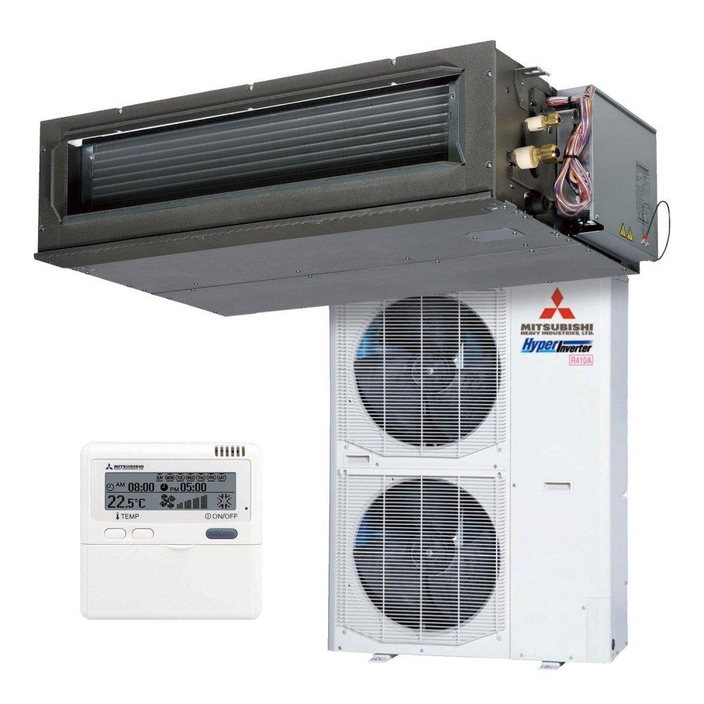 Канальный кондиционер Mitsubishi Heavy FDU140VF/FDC140VNX Hyper Inverter (Высоконапорный)