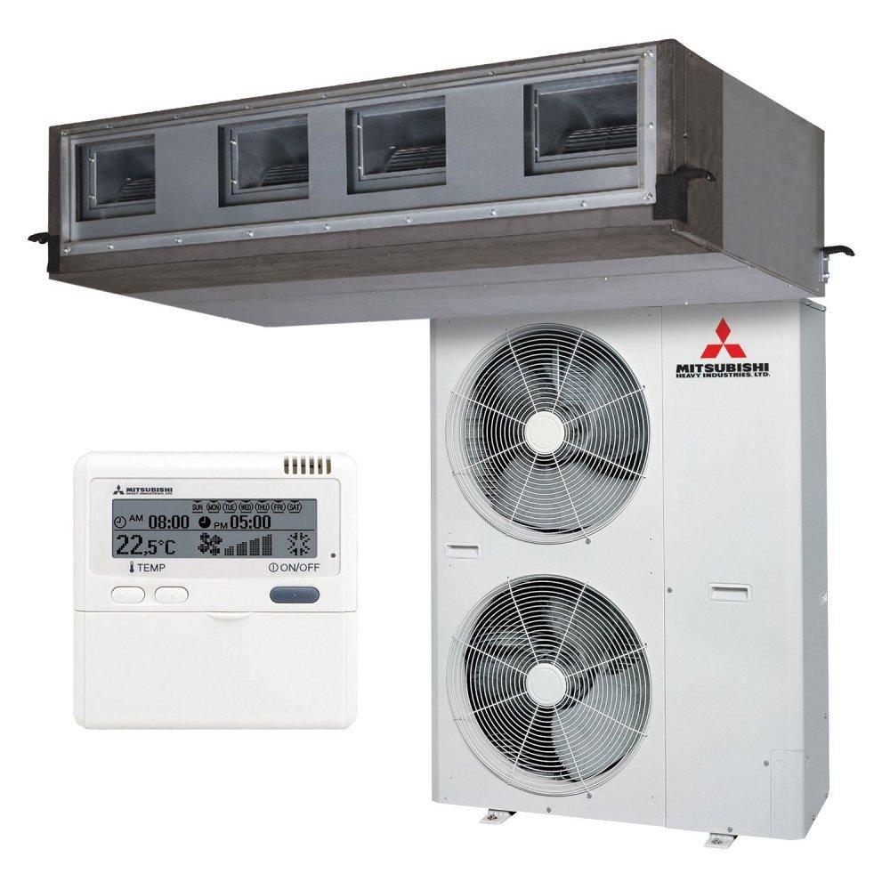 Канальный кондиционер Mitsubishi Heavy FDU200VF/FDC200VS Micro Inverter (Высоконапорный)