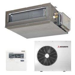 Канальный кондиционер Mitsubishi Heavy FDUM100VF2/FDC100VS Micro Inverter (Cредненапорный)