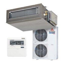 Канальный кондиционер Mitsubishi Heavy FDUM125VF/FDC125VSX Hyper Inverter (Cредненапорный)
