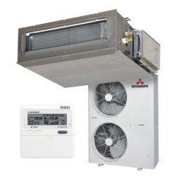 Канальный кондиционер Mitsubishi Heavy FDUM140VF/FDC140VN Micro Inverter (Cредненапорный)