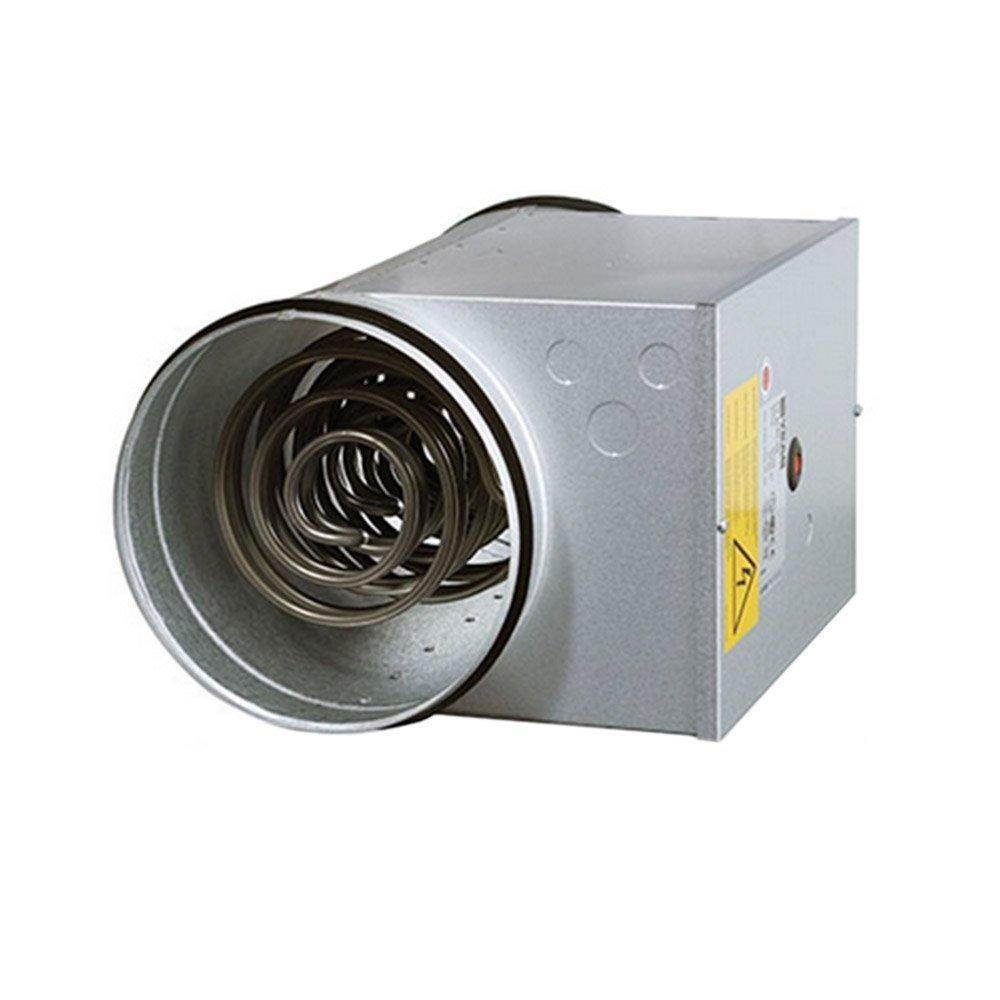 Електричний канальний повітронагрівач Systemair CB200/S1/3,0 KW