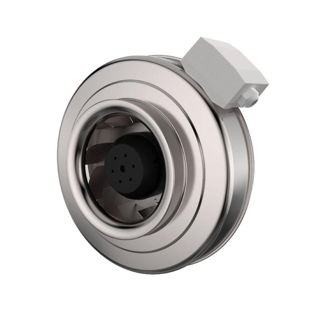 Круглый канальный вентилятор Systemair K 250 L Sileo