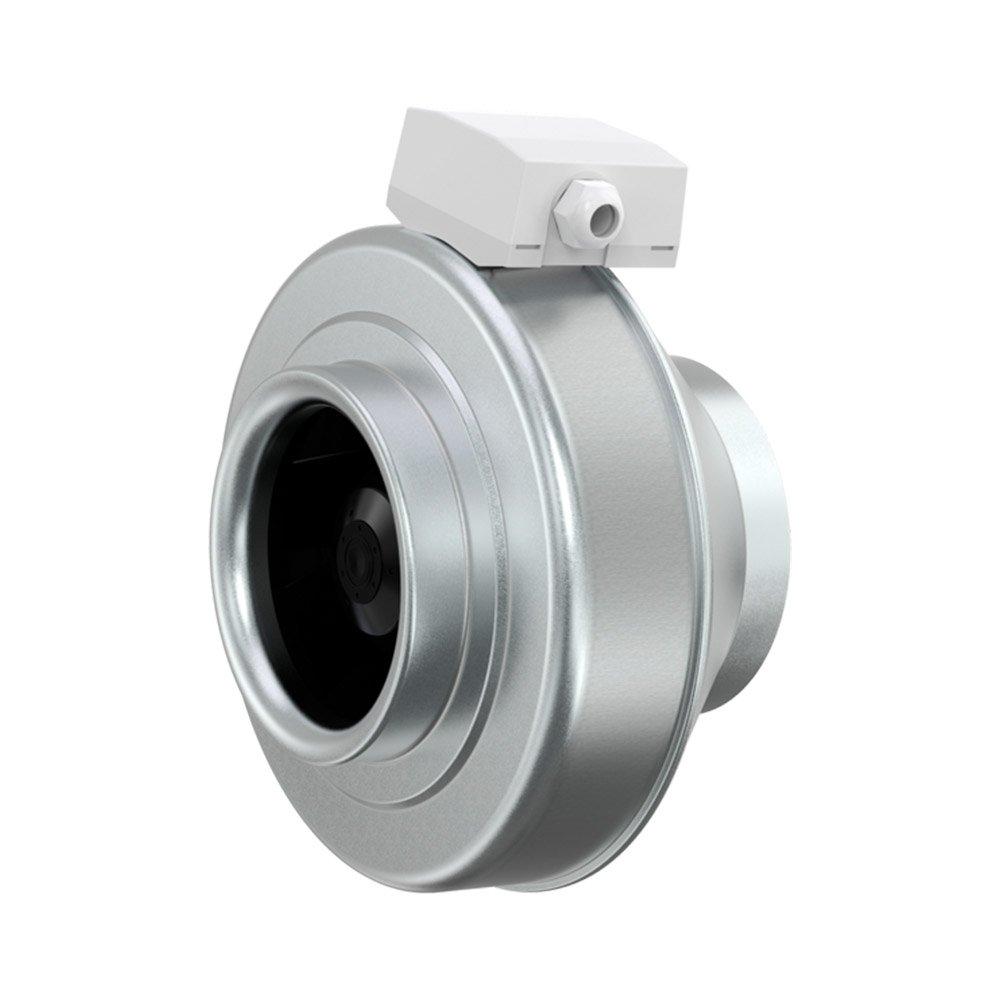 Круглый канальный вентилятор Systemair K 200 L Sileo