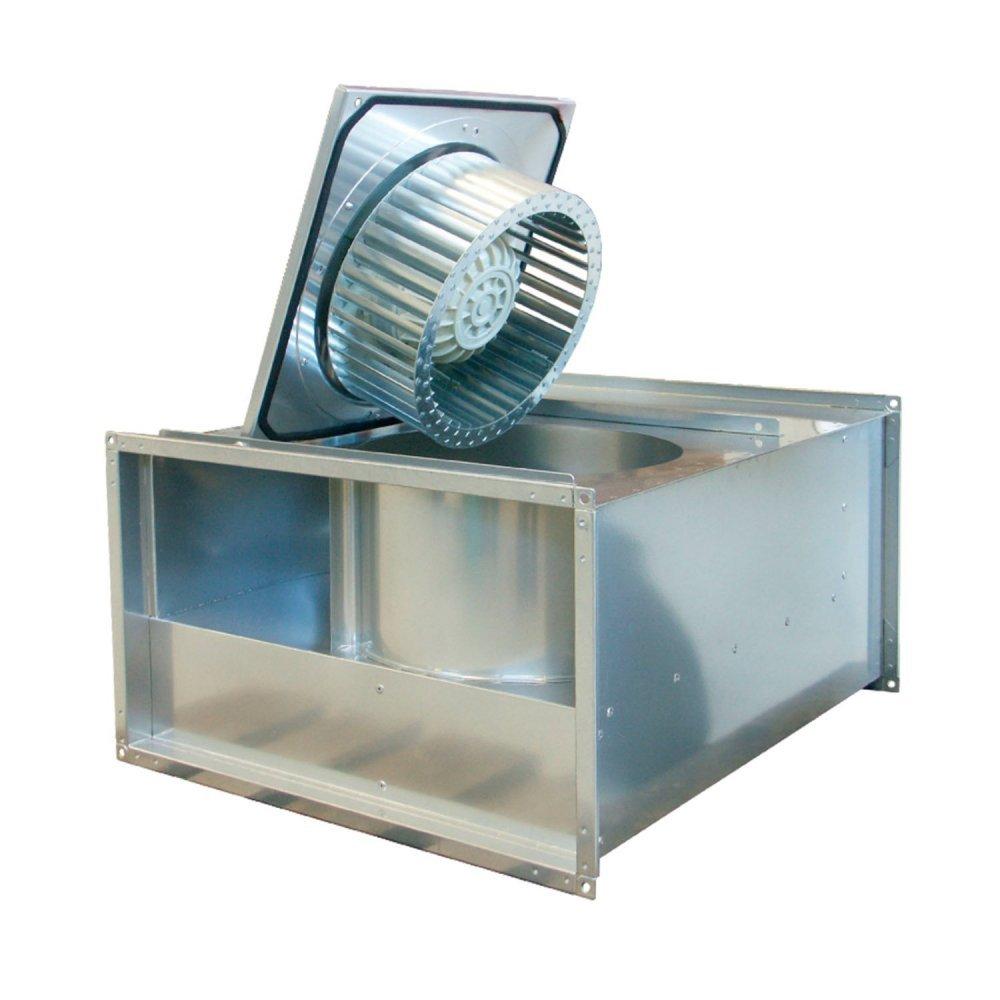 Прямоугольный канальный вентилятор Systemair KT 50-25-6