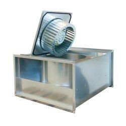 Прямоугольный канальный вентилятор Systemair KT 80-50-6