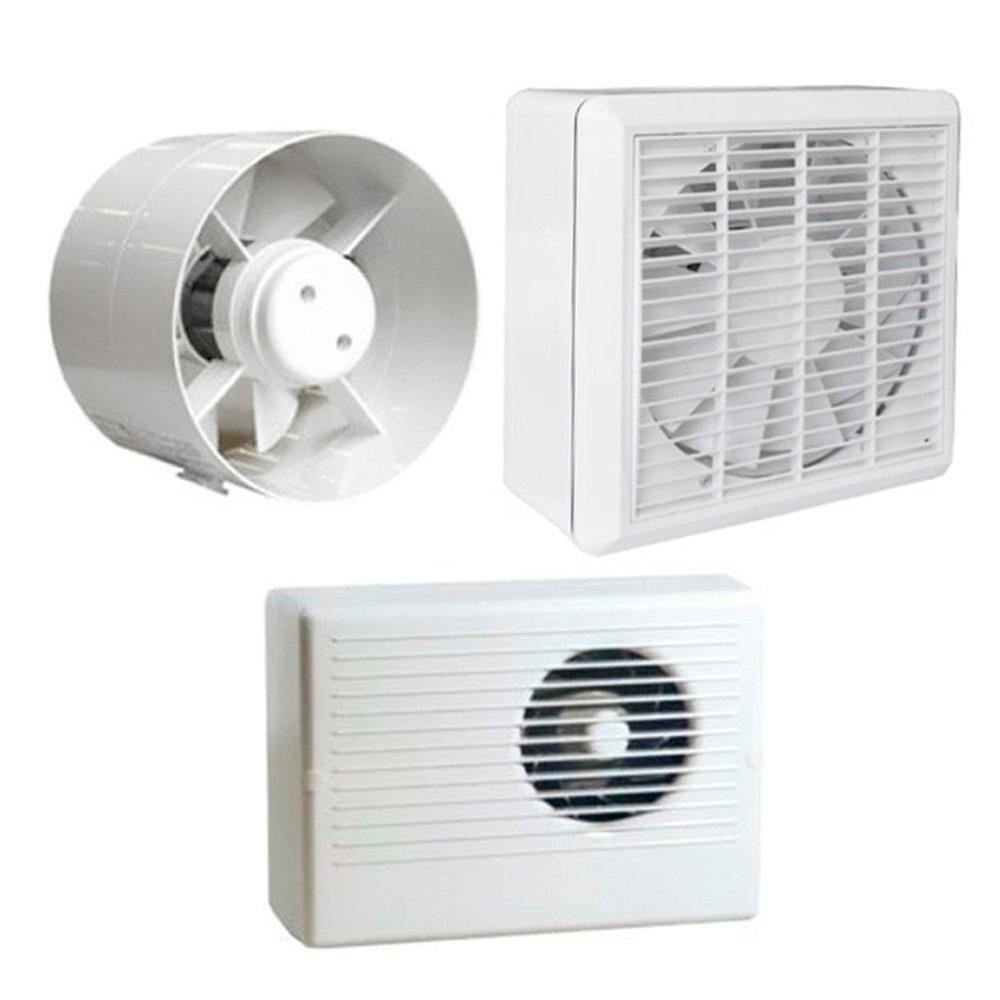 Вытяжные вентиляторы Systemair IF, BF, CBF (для ванных комнат)